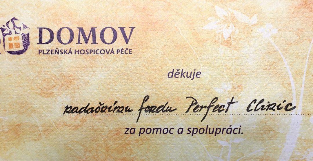 Plzeňský mobilní hospic Domov
