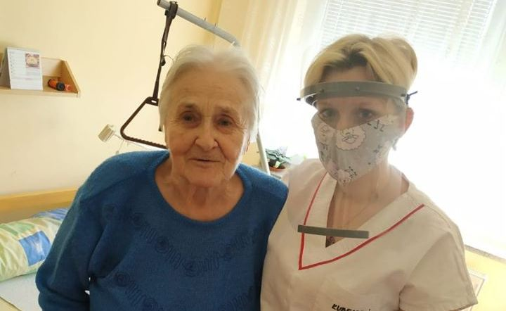 Pomoc domovům seniorů v době koronavirové v hodnotě 110 667 korun